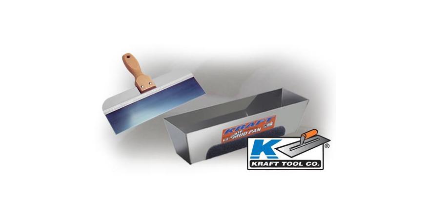 Kraft Tool bricklaying tools