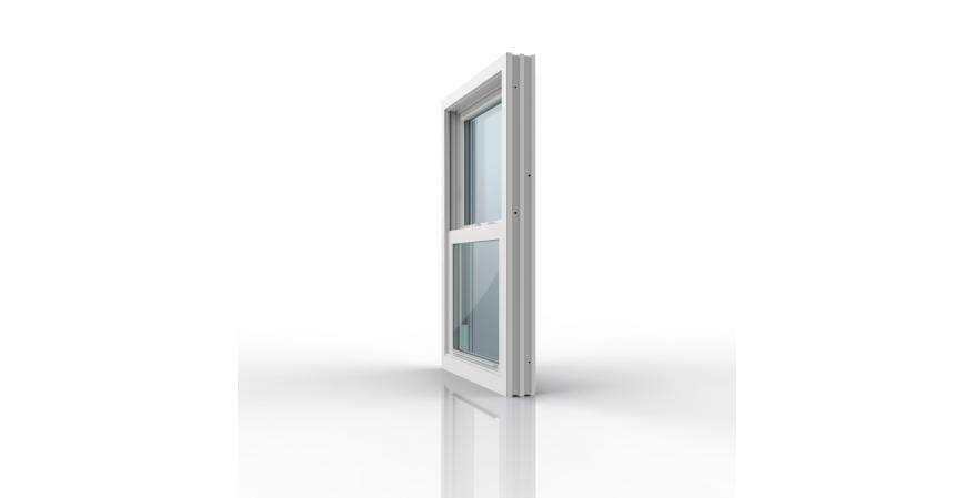 MI Windows 1650 double-hung window