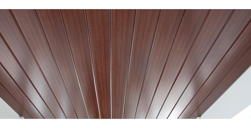 Versatex Unveils New Pvc Ceiling With The Look Of Hardwood