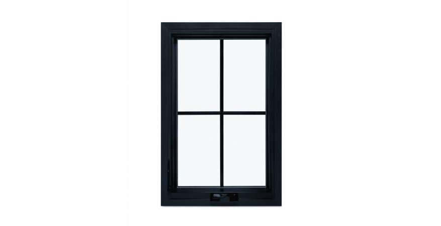Marvin Integrity window in ebony