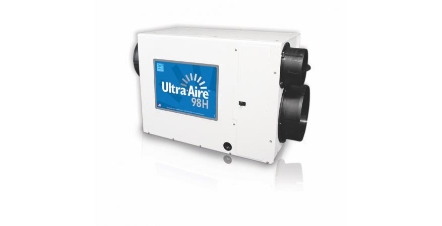 Ultra-Aire 98H ventilating dehumidifier