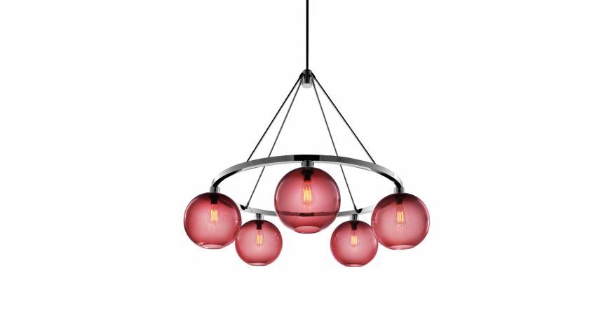 Niche Modern Sola 36 chandelier Made in America