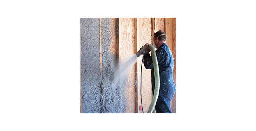 Nu-Wool cellulose insulation