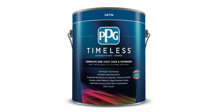 PPG timeless paint and primer