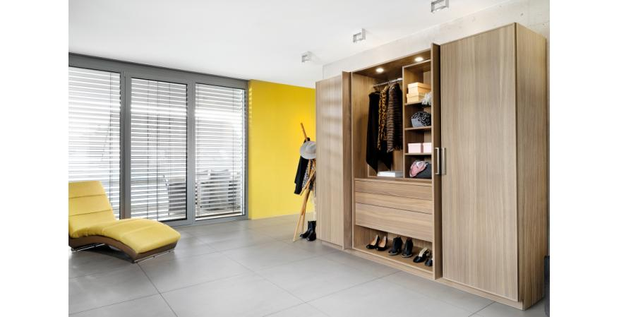 Kitchen Cabinet manufacturer Poggenpohl has introduced the +Stage system that gives homeowners the ability to create flexible storage in any part of the home.