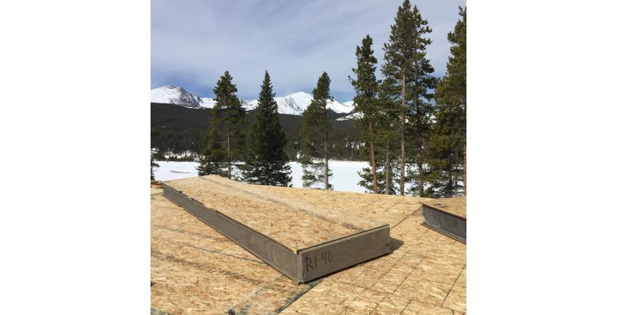 Premier SIPs insulated panels