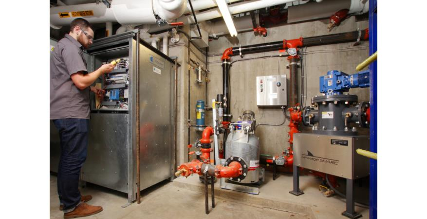 International Wastewater Systems (IWS) has developed a method to repurpose sewage wastewater as clean energy for heating.