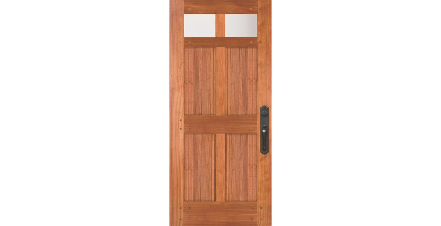Simpson Door Company Nantucket door made in USA