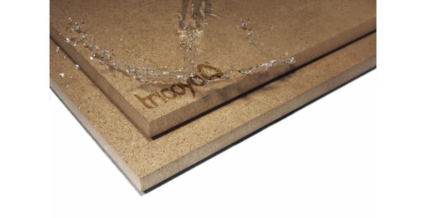 Tricoya panels