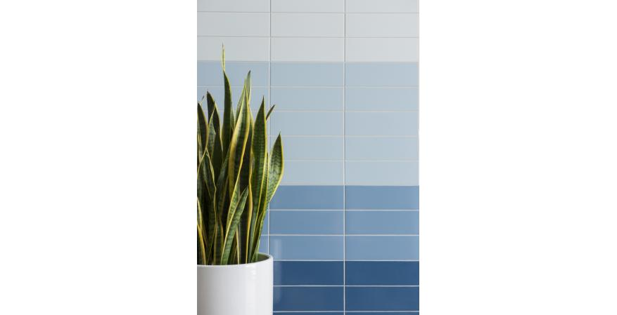 Walker Zanger has debuted a new collection of functional glazed porcelain tiles that delivers durability and a luxury look at an affordable price.