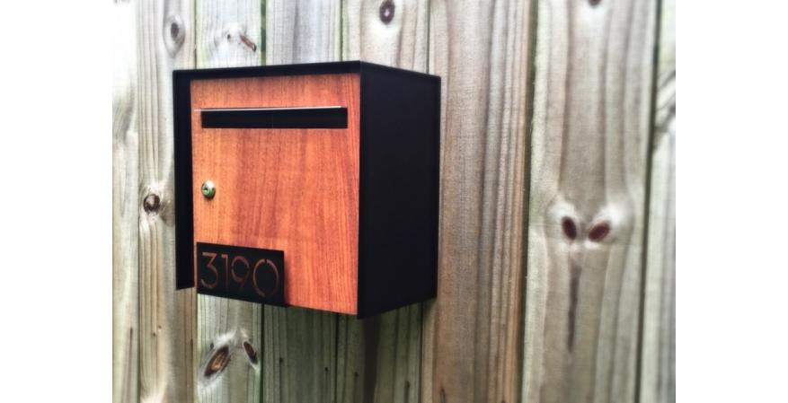 A Cool Modern Home Needs A Mailbox Like This Products