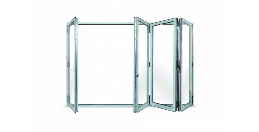 Zola Aluminum Breeze folding door