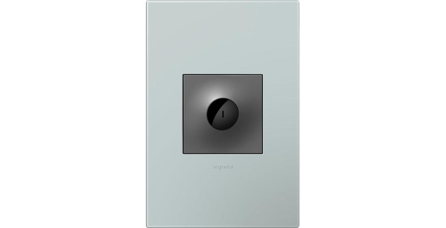 Adorne collection from Legrand Wave light switch