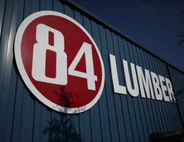 84 Lumber, the privately held building materials supplier, is set to establish a new office in Phoenix, Ariz., and plans to open at least a dozen new stores and manufacturing facilities in the Western United States within the next year and a half.