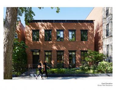 BIA Awards Wicker Park Residence Wheeler Kearns Front