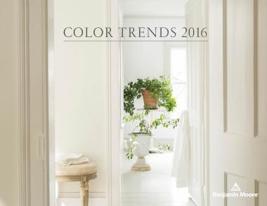 Benjamin Moore 2016 Color of the Year Simply White