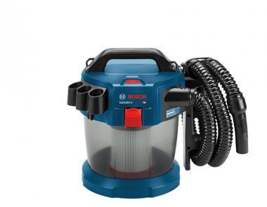 Bosch Cordless Wet Dry Jobsite Vac profile Hose