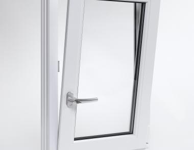 Crystal Windows Doors Magnus Series 4500 Tilt and Turn