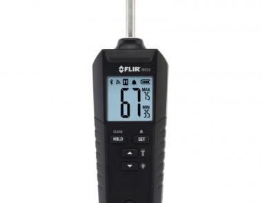 FLIR MR59 moisture meter