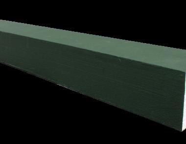 KBRS HardCurb Prefabricated Shower Curb