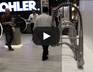 Kohler Booth at KBIS 2018