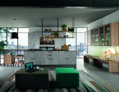 Lineadecor Etna kitchen cabinet
