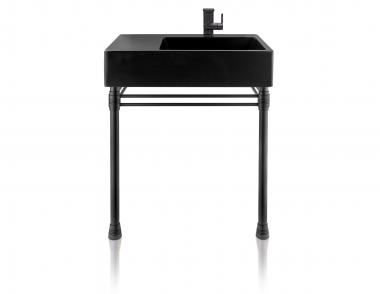 Thompson Traders Escondido Vanity Matte Black Finish