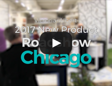 Victoria and Albert new bathroom product Roadshow
