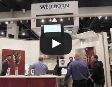 Wellborn cabinet trends video