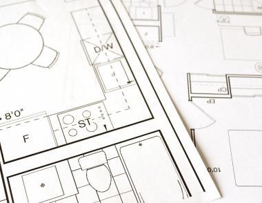 kitchen floor plan