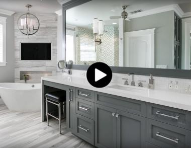 Smart Interiors Bathroom Remodel