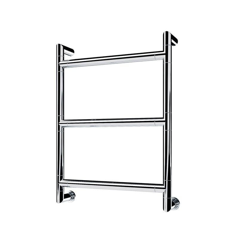 4 THG Towel Warmers contemporary round polished chrome