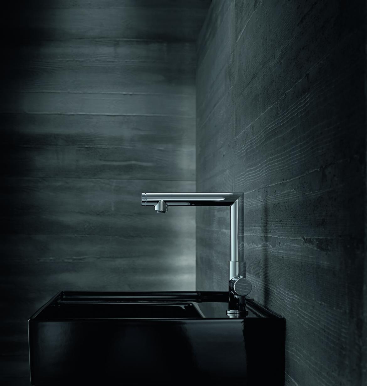 Axor Uno basin faucet