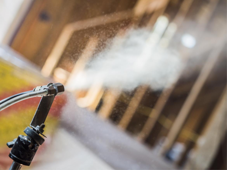 AeroBarrier insulation, Best of IBS 2018