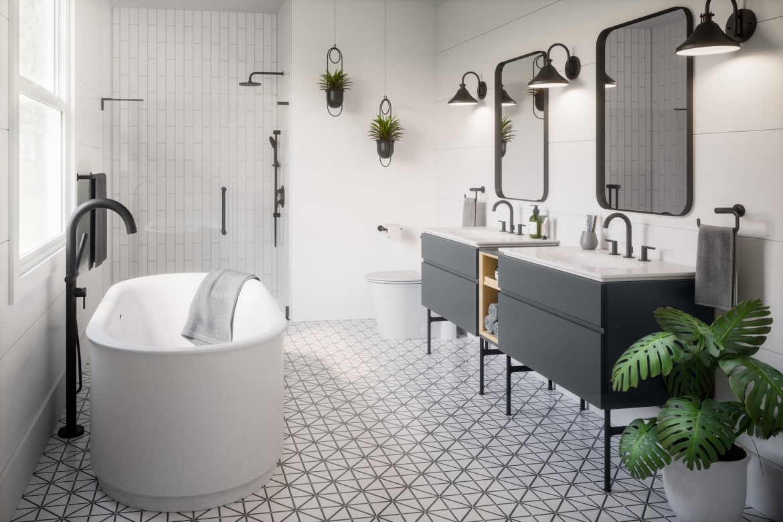 American Standard modern bathroom products