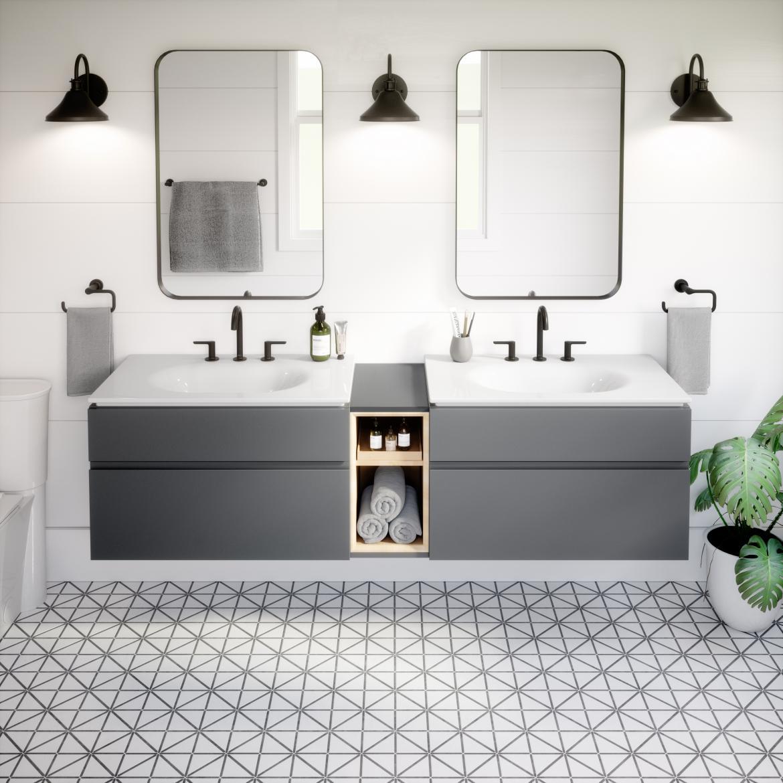 American Standard Studio S Bath Collection Vanities Environment Shot