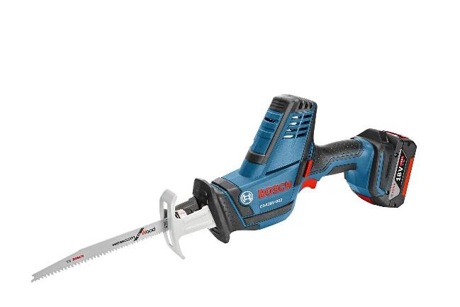 Bosch Power Tools 18-volt reciprocating power saw for tight spaces