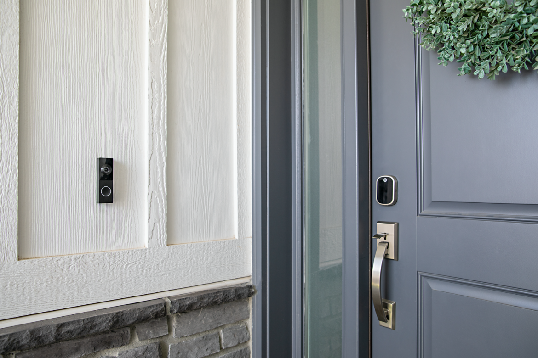 Control4 SnapAV Chime Smart Video Doorbell 6