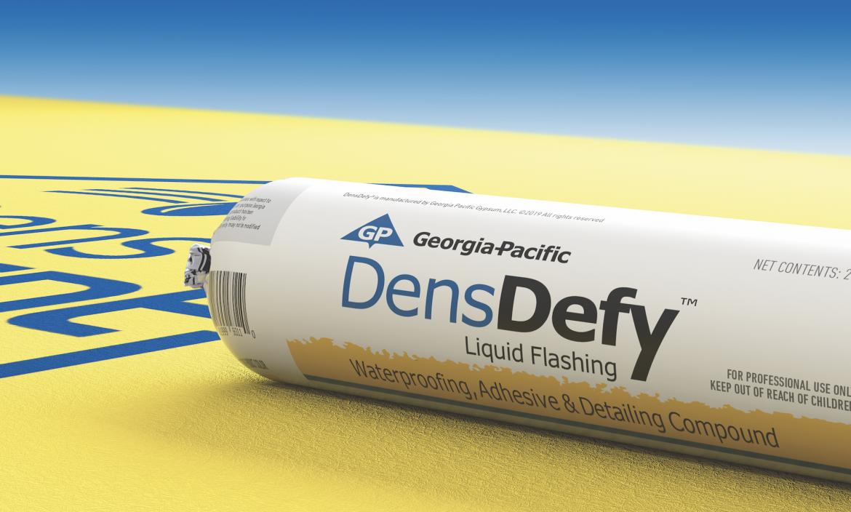 Georgia Pacific Densfy Liquid Flashing