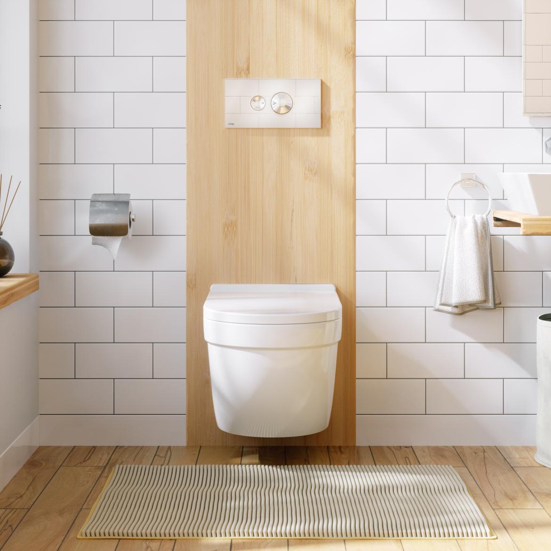 Icera wall hung toilet karo