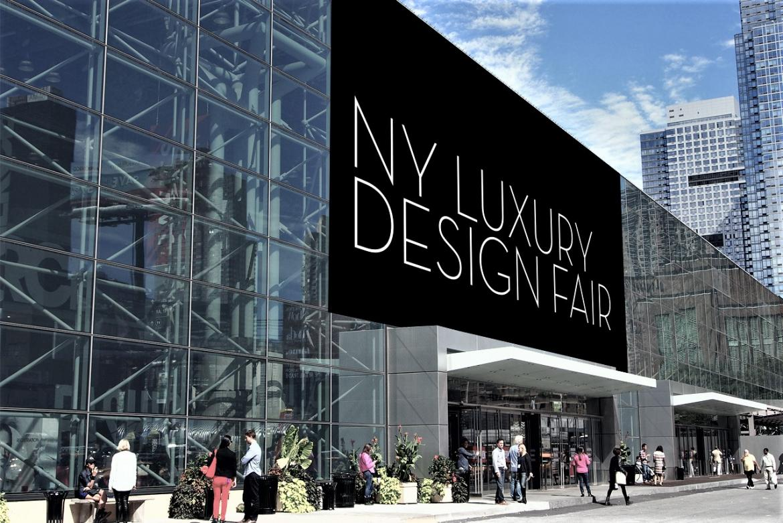 Javits Center NYLuxury Design Fair Rendering