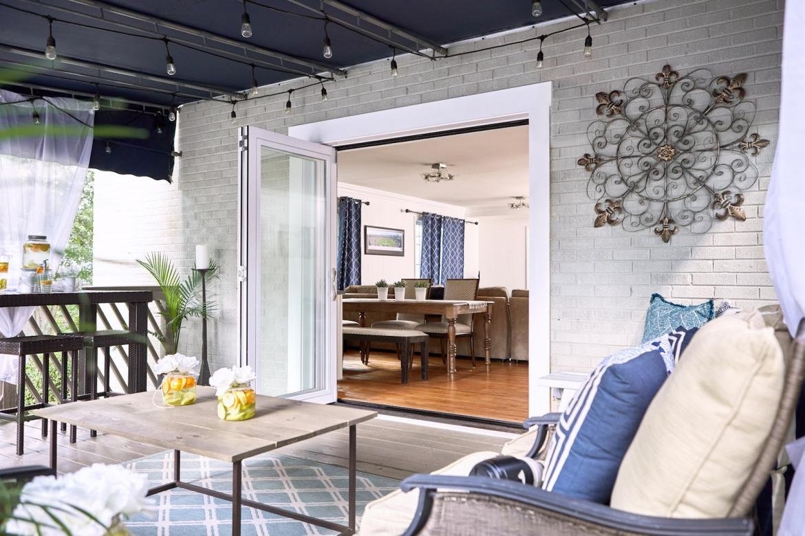 Jeld Wen Unveils Affordably Priced Folding Patio Door Residential Products Online