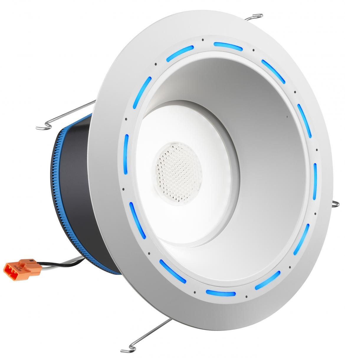 Juno Lighting Juno AI Smart Speaker Downlight with Alexa Built In