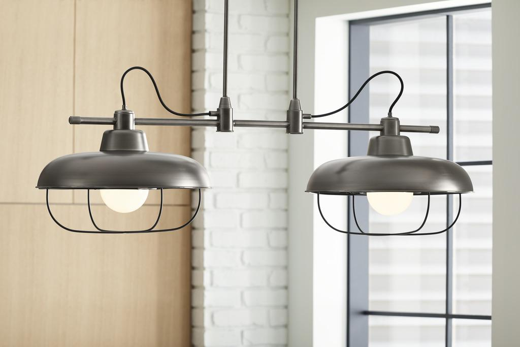 Kohler Lighting Modern Farm Double Pendants