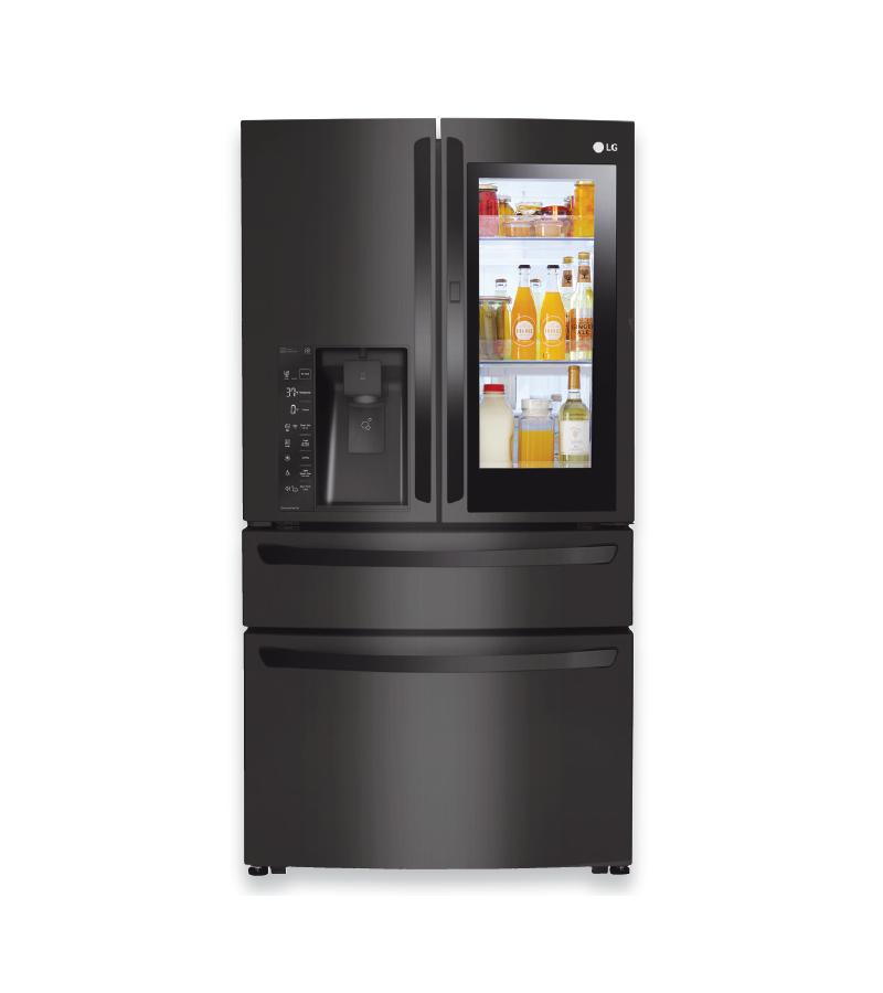 LG SmartThinQ refrigerator