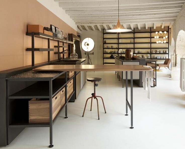 Richelieu Liberta System Kitchen