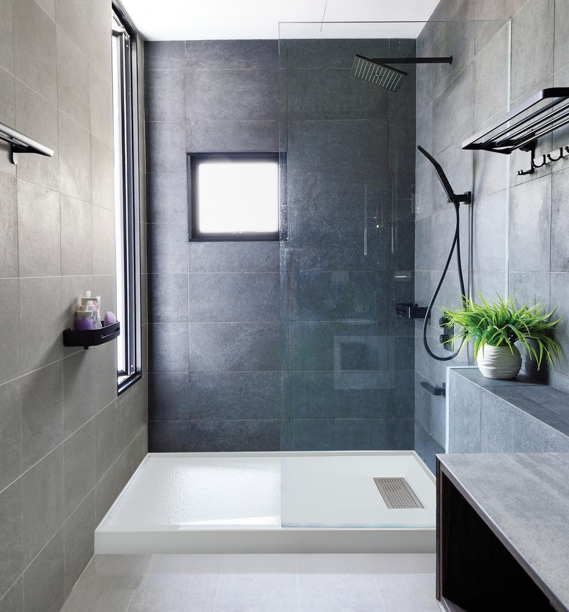 MTI shower base