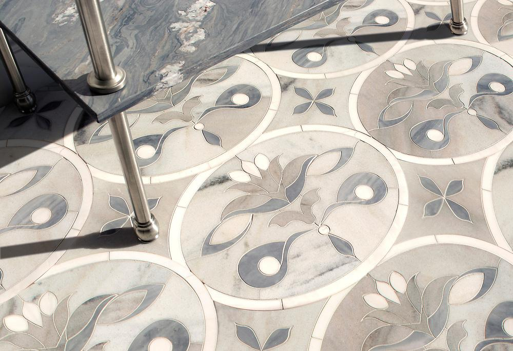 A New Mosaic Tile Collection Inspired