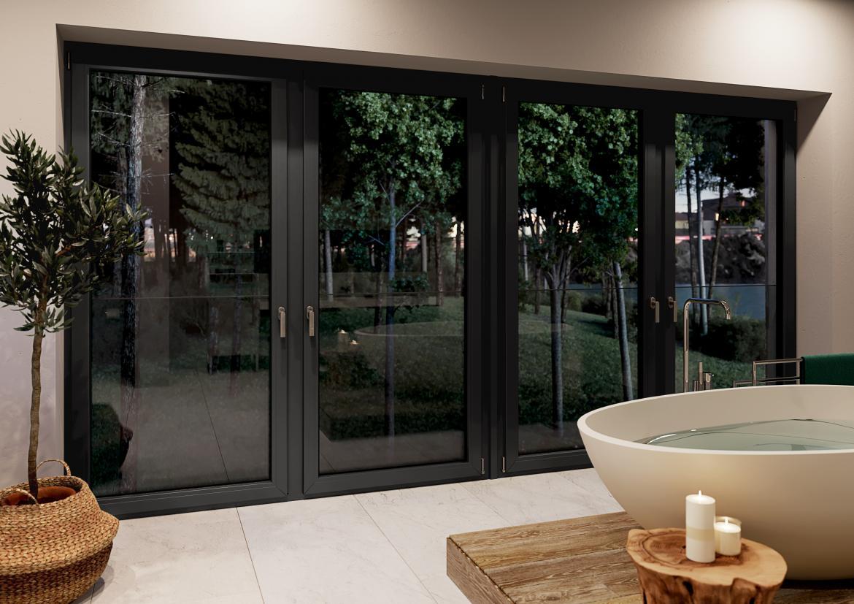 REHAU patio door window hardware