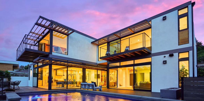 Ray Kappe Plant Prefab modular home